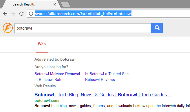 search.fulltabsearch.com removal