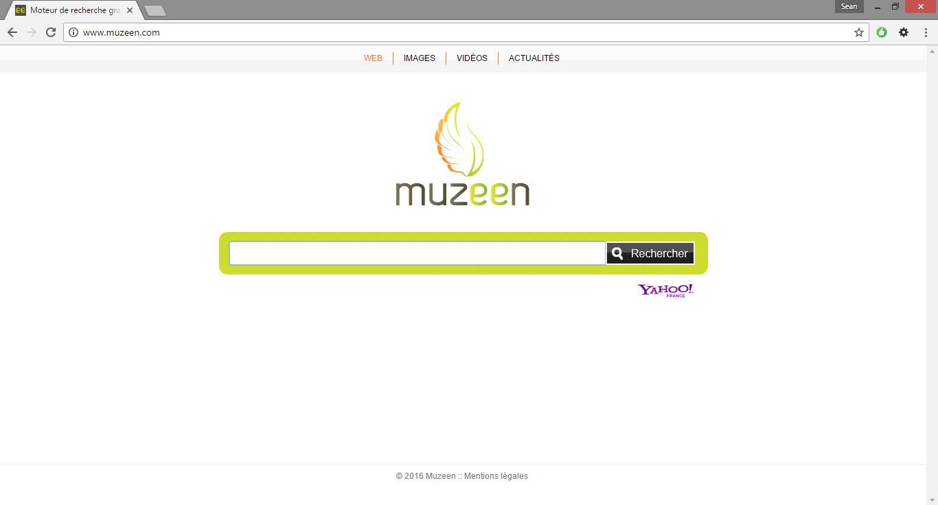 Muzeen.com Virus