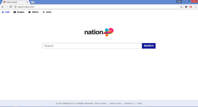 Isearch.nation.com virus