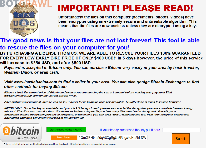 How to Remove CIA Virus (Removal Guide)