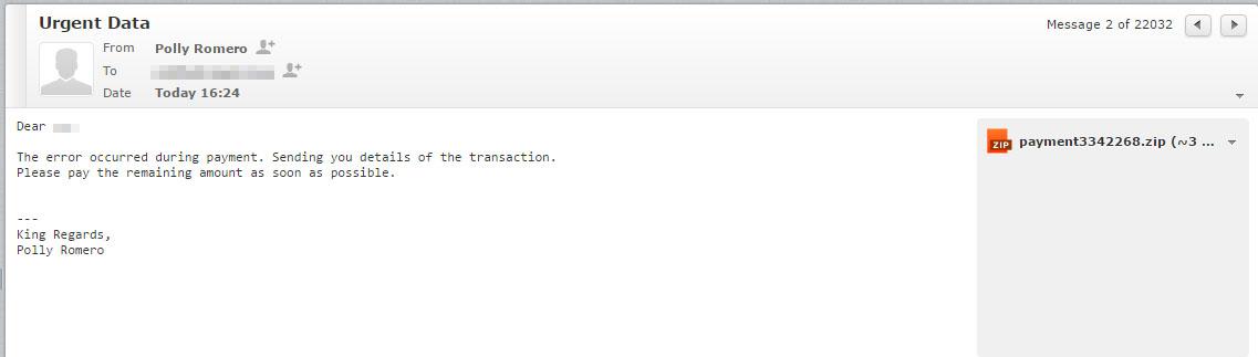 osiris virus email