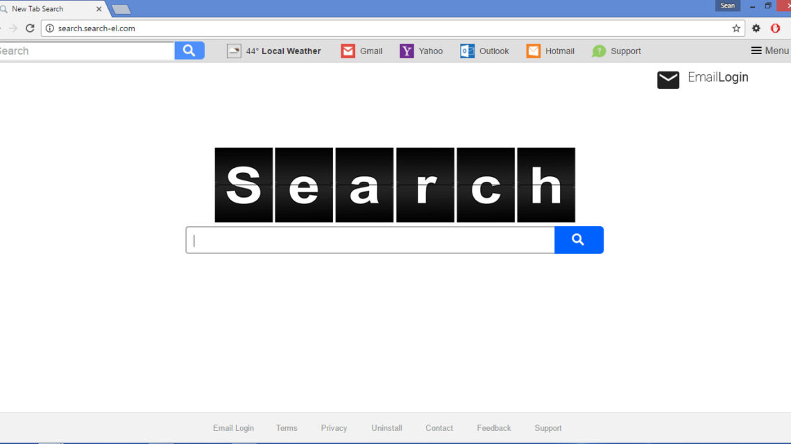 How to Remove Search.search-el.com Virus
