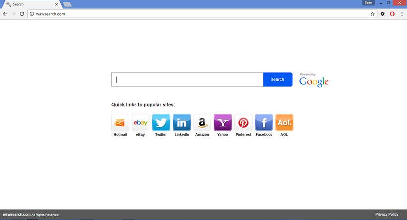 wawsearch.com virus