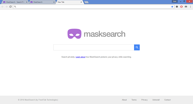 How to remove MaskSearch (Virus Removal Guide)