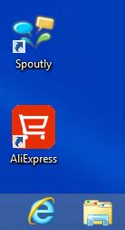 Spoutly icon
