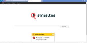 Amisites.com virus