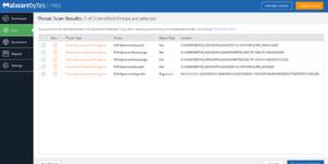 DriverDoc malwarebytes