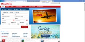 cheapfares.com virus
