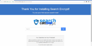 search encrypt virus