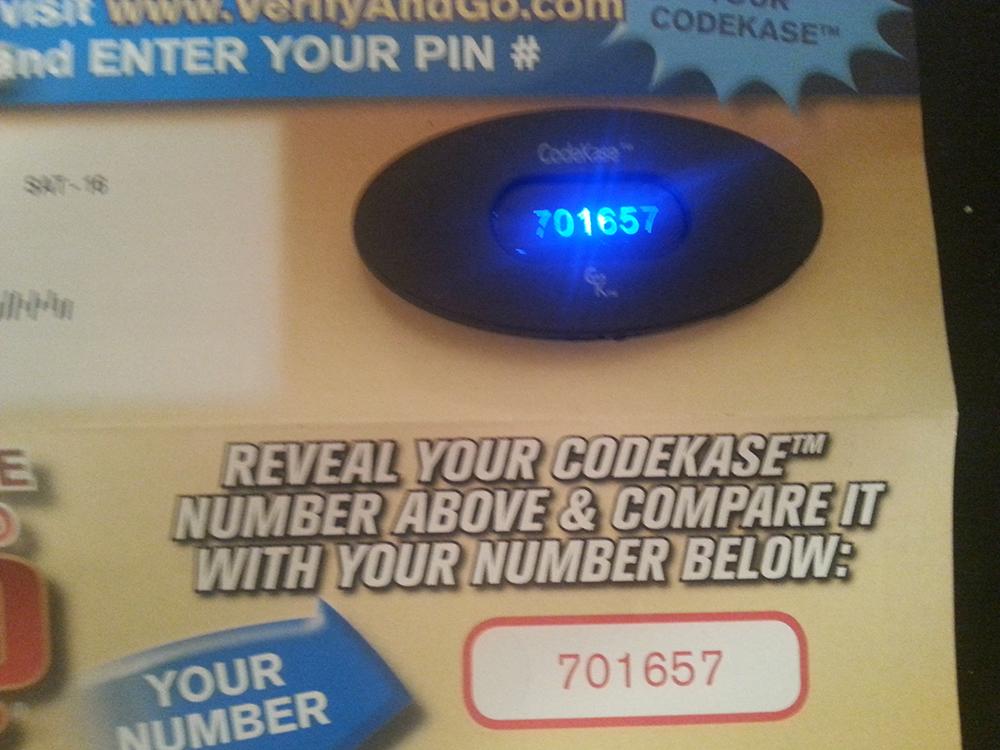 CodeKase oval led screen