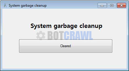 How to remove Quick_cleaner (Removal Guide) - Botcrawl