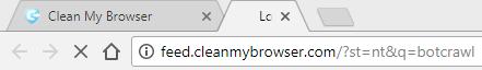 Clean my browser