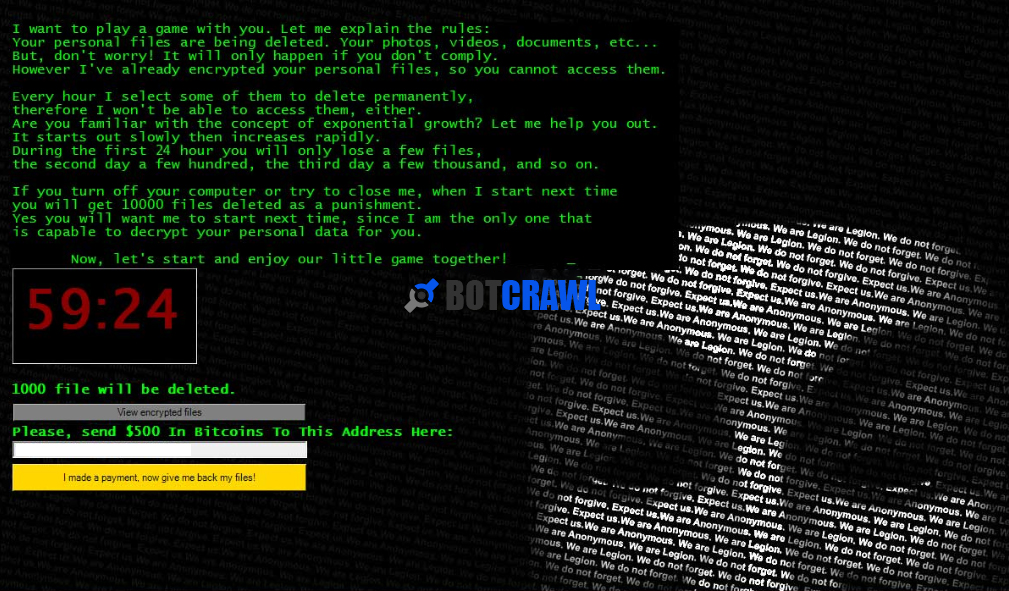 How to remove Fun virus (Ransomware Removal Guide) - Botcrawl