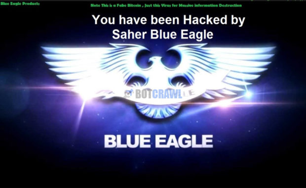 How to remove Blue Eagle (Virus Removal Guide)
