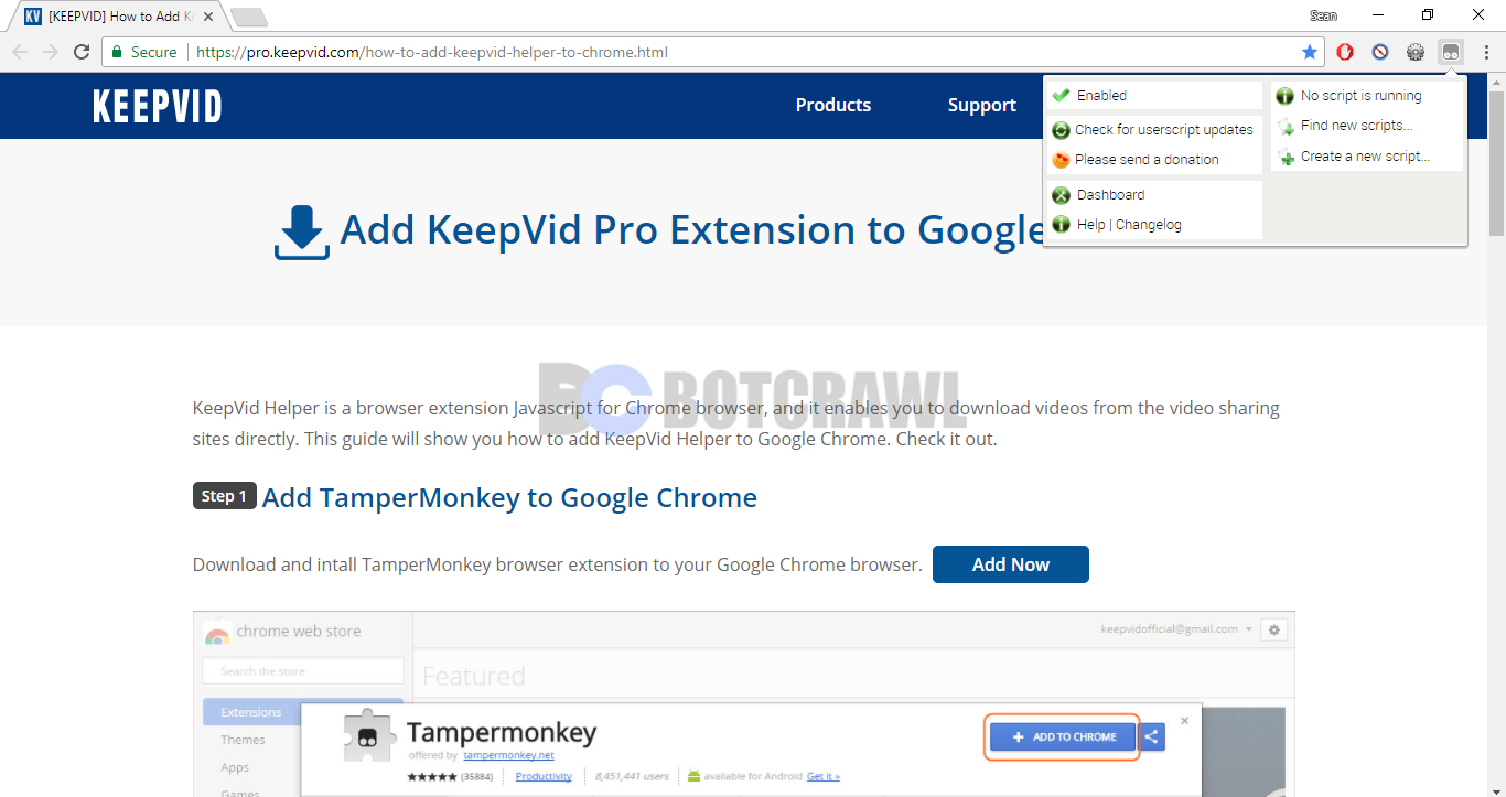 how to remove keepvid pro removal guide botcrawl rh botcrawl com