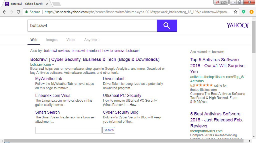 How to remove Secured Search Extension (Virus Removal Guide)