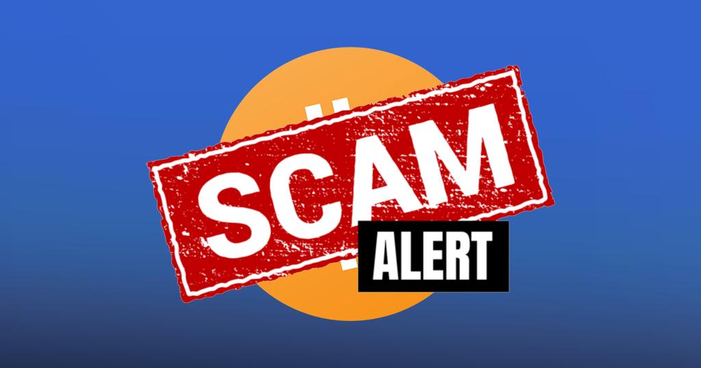 Scams Using 1BYamnmKJmDE5ftfi73FgpjWhFPBs7ojzJ Bitcoin Wallet