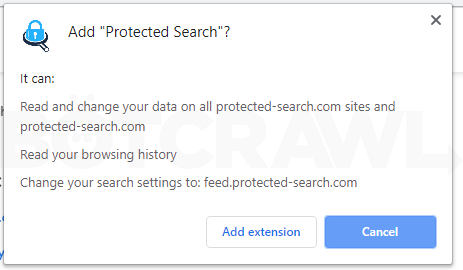 protected search virus